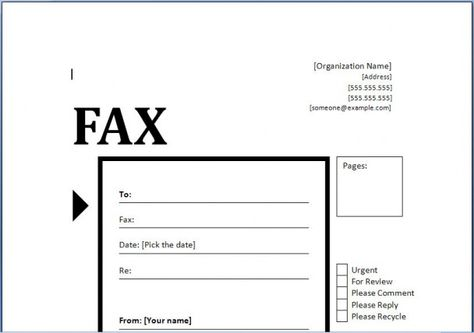 Fax Cover Sheet Resume Template -    wwwresumecareerinfo fax - cover sheet for fax