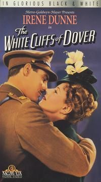 Image result for the white cliffs of dover movie poster
