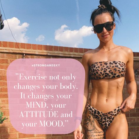 Click the photo to learn more about StrongSxy 💪🏼💗 #fitnessquotes #fitnessmotivation #motivationalquotes #quotes