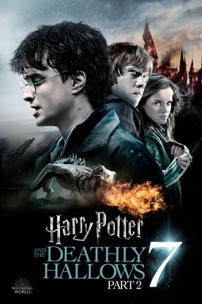 Harry Potter And The Deathly Hallows Part 2 Click To Watch Movie Deathly Hallows Part 2 Harry Potter Movies Harry Potter Film