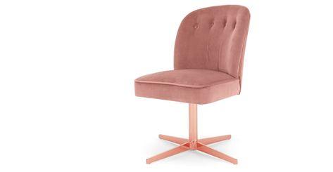 Chaise de bureau rose pas cher chaise pa chaise bureau rose pas