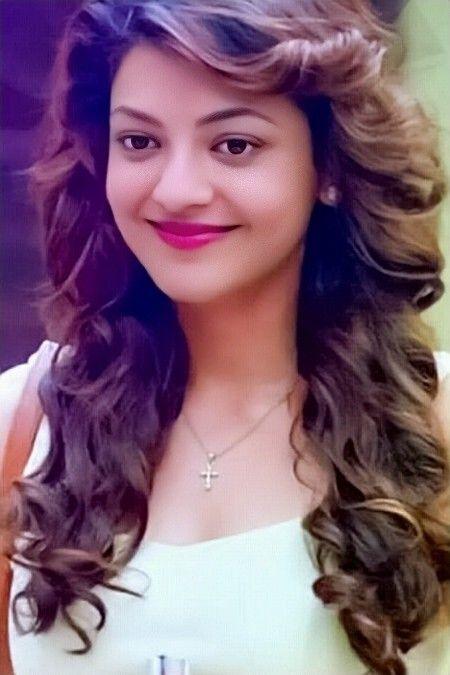 Kajal Aggarwal Beautiful Girl Indian Beautiful Girl Face Beautiful Girl Photo