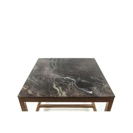 Karlo B Square Dining Table Square Dining Tables Marble Top