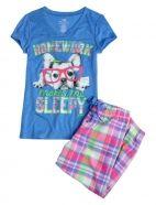 Shop our Homework Dog Crop Pajama Set.