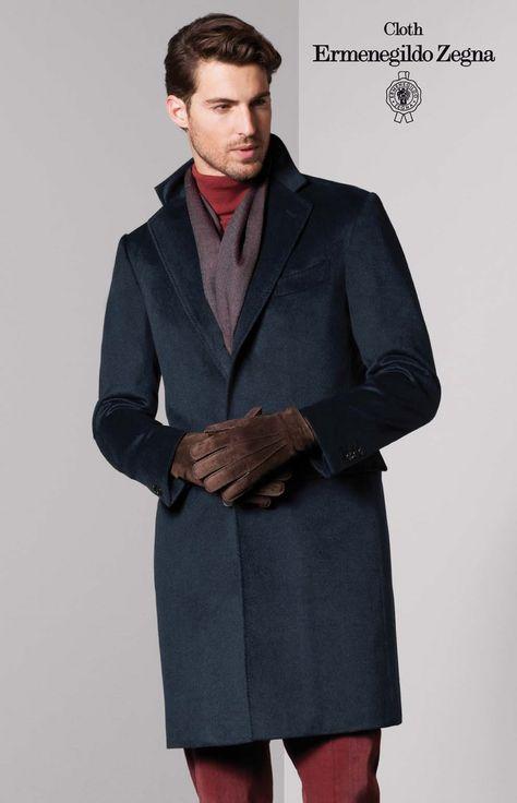 joli design en stock meilleur prix pour tissus 100% cachemire de Ermenegildo Zegna | Mode Homme 2015 ...