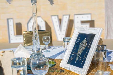 The Great Gatsby #themewedding#sunshinewedding#cypruswedding#weddingincyprus