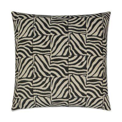 Get the Look: Zebra Lumbar Throw Pillow