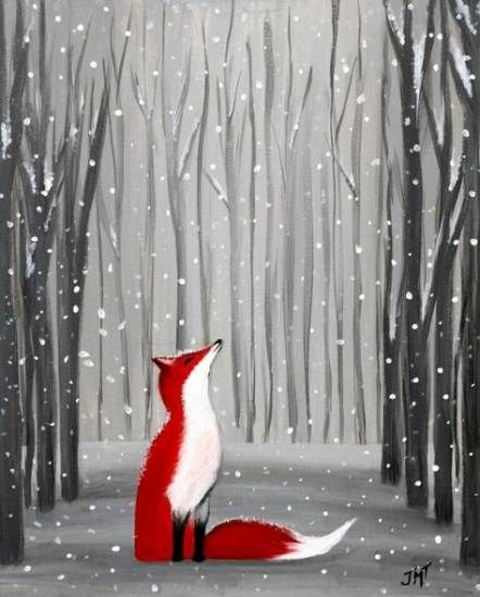70 Trendy Painting Ideas On Canvas Acrylic Red Bird Painting Acrylic Christmas Paintings On Canvas Christmas Paintings