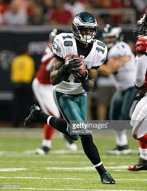 Jeremy Maclin Of The Philadelphia Eagles Against The Atlanta Falcons Philadelphia Eagles Jeremy Maclin Atlanta