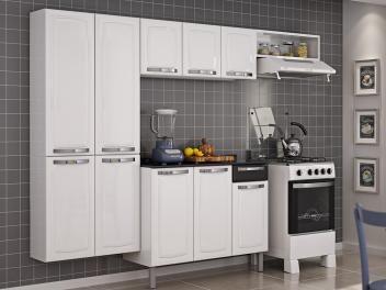 Cozinha Compacta Itatiaia Rose 7 Portas Aco Balcao Com Tampo 3