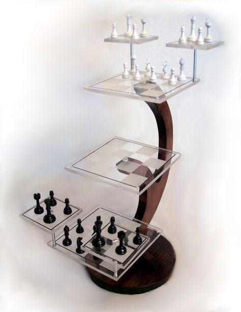 3d Chess Board Star Trek