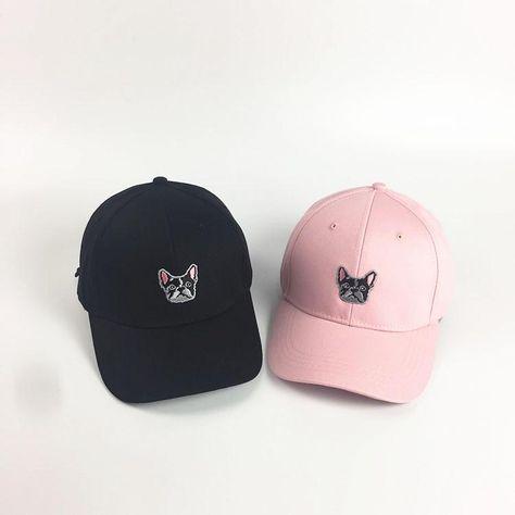 3d9c77fe7536b Frenchie Baseball Cap in 2019
