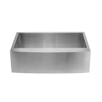 Swiss Madison Plaisir 30 In X 21 In Stainless Steel Single Basin Farmhouse Kitchen Sink Wi In 2020 Farmhouse Sink Kitchen Single Basin Stainless Steel Kitchen Sink