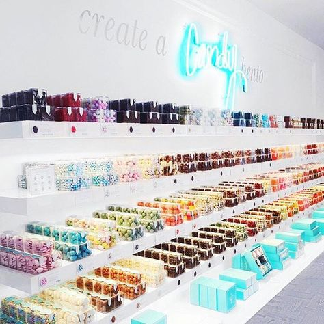 Adult in a candy store > kid in a candy store There's and in the gummies!