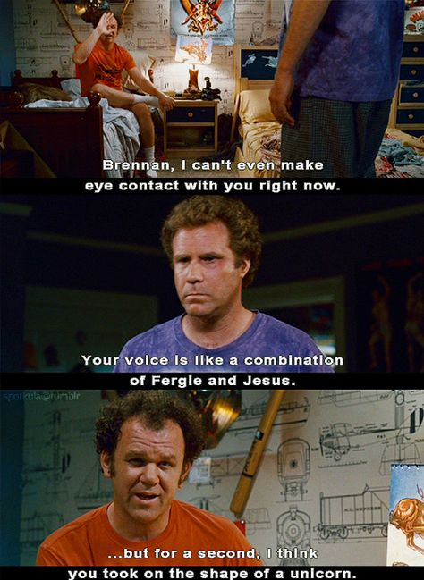 "one of my favorite parts of ""Step Brothers""..."