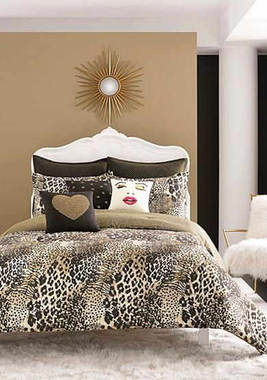 Betsey Johnson Wild Thing Bedding Collection Favorite Places