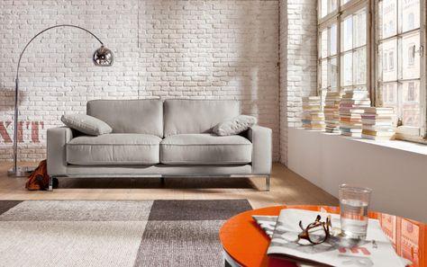 Design Sofa Plat Von Arketipo Mit Integriertem Regal Und ...