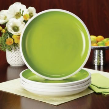 Rachael Ray Rise 16 Pc Dinnerware Set Dinner Plate Sets Salad