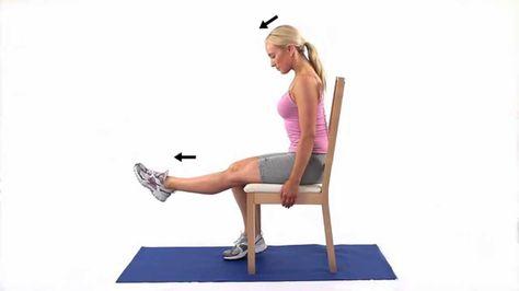 sciatic nerve glide floss 3 | leg exercises | pinterest | glide, Muscles