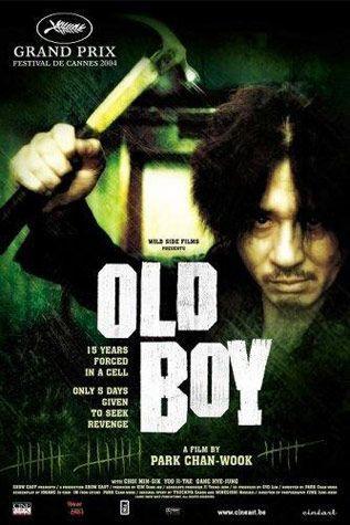 Oldboy Oldboy Movies For Boys Oldboy 2003