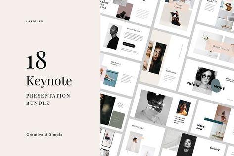 Keynote Bundle Template