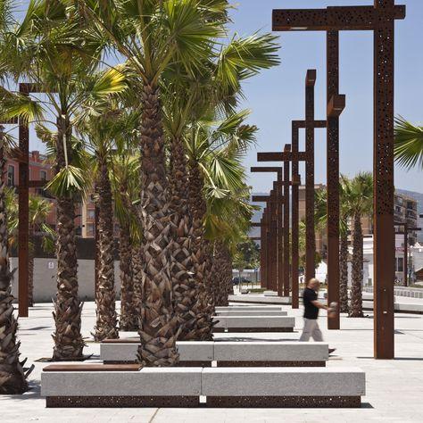 public spaces in algeciras 02 « Landscape Architecture Works | Landezine Landscape Architecture Works | Landezine