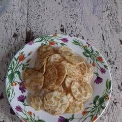 Resep Keripik Tempe Sagu Kanji Kripik Tempe Oleh Kheyla S Kitchen Cookpad Keripik Resep Makanan