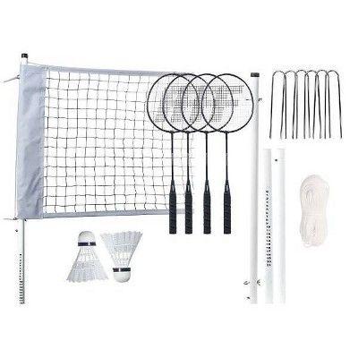 Franklin Sports Professional Badminton Set In 2020 Badminton Set Badminton Franklin Sports