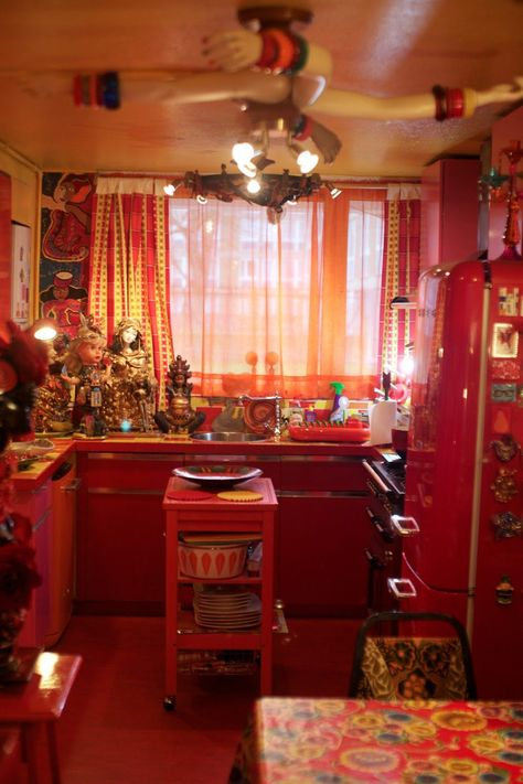 Great Gypsy Boho Kitchen In 2019 Bohemian Kitchen Boho
