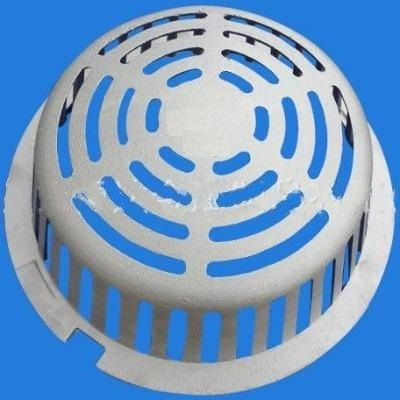 Aluminum Dome Strainer For Roof Drains In 2020 Roof Drain Strainer Dome