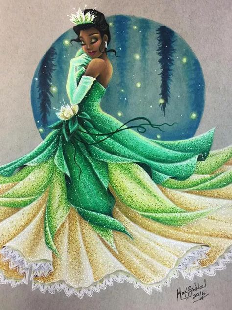 These Artistic Takes on Disney Princesses Will Change the Way You See Them Forever | POPSUGAR