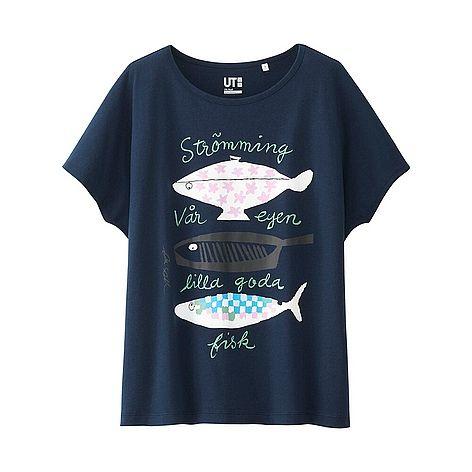 10f5e83c WOMEN Almedahls Short Sleeve Graphic T-Shirt   Clothes & Accessory ...