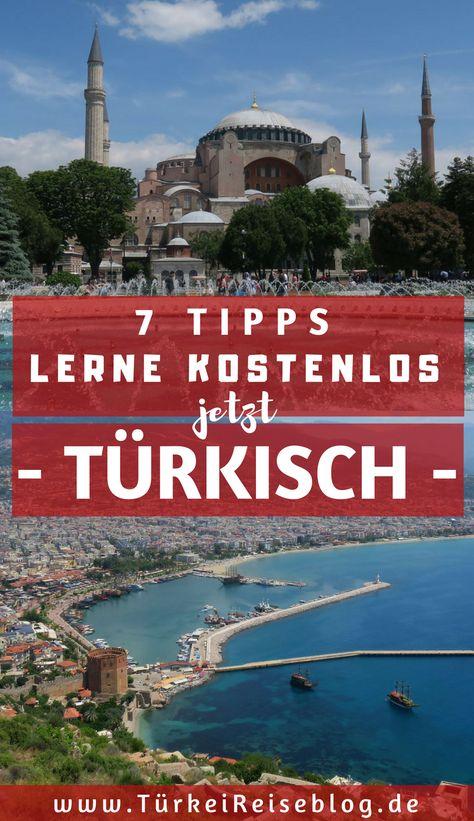 7 Kostenlose Hilfmittel Um Schneller Die Turkische Sprache Zu Lernen Geld Wechseln Turkische Sprache Turkei Urlaub