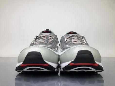 Nike Air Max 97 OG 884421001 Silver White Shoes 3 | Nike air