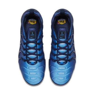 Nike Air VaporMax Plus Herrenschuh – Blau #lpu #sneaker #sneakers