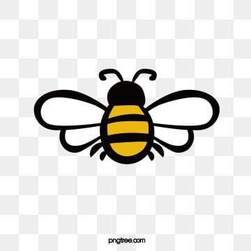 Cartoon Bee Design Bee Bee Design Cartoon Png And Vector With Transparent Background For Free Download Cartoon Bee Bee Clipart Honey Bee Cartoon