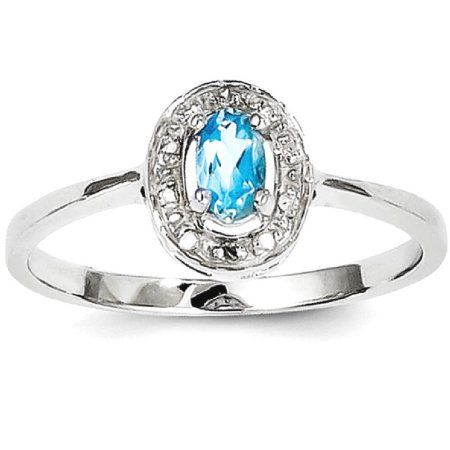 Details about  /Pear Sky Blue Topaz Engagement Gift Ring Solid 925 Sterling Silver Jewelry