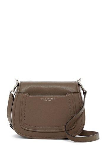 b416bd7388daa5 Empire City Mini Messenger Leather Crossbody Bag by Marc Jacobs on  @nordstrom_rack