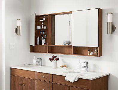 Room Board Hudson Bathroom Vanity Cabinets With Top Modern