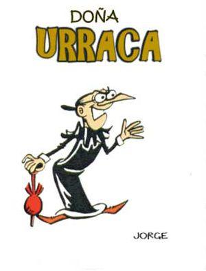 Dona Urraca Por Jorge Comic Comics Personajes