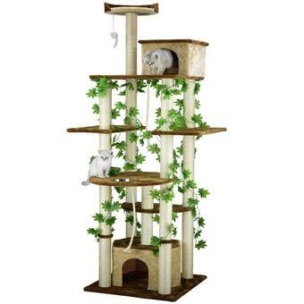 106 Cat Tree Cat Tree Designs Diy Cat Tree Cat Tower Tree