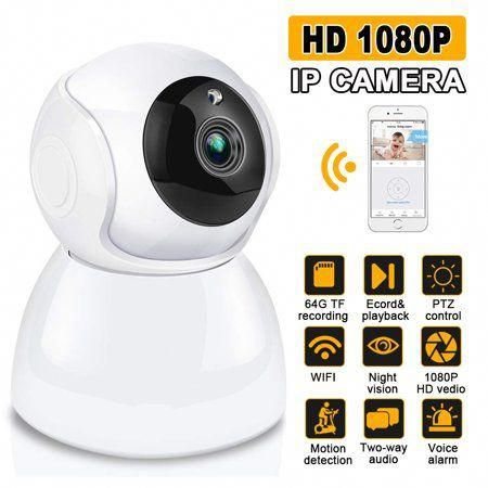 Digoo Mini Security Camera 960p Smart Home Wifi Camera Wireless Surveillance Wit Security Cameras For Home Wireless Home Security Systems Home Security Systems