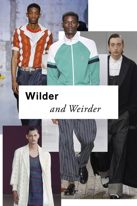 The 11 Biggest Trends of the Spring 2018 Menswear Collections