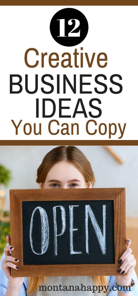 12 Creative Business Ideas for 2021 | Montana Happy