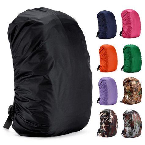 Backpack For Women Waterproof Cover Bag Camping Hiking Outdoor Rucksack Rain Dust