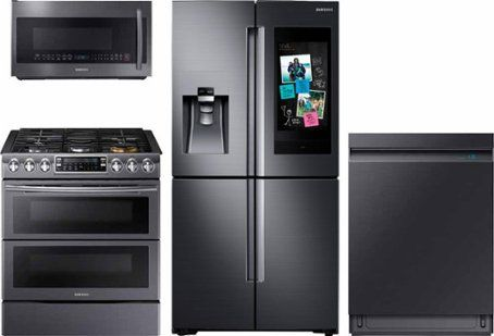 Refrigerator Dishwasher Stove Package Kitchen Appliance Packages Kitchen Appliances Samsung Kitchen Appliances