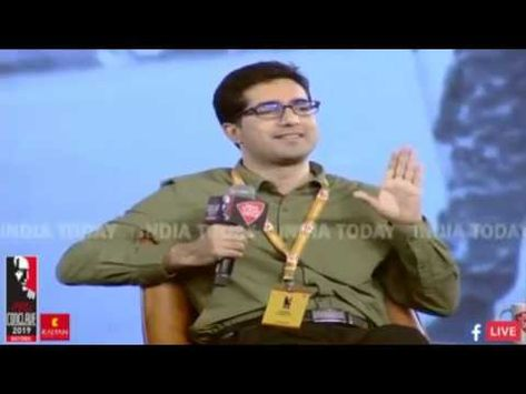 #Shahfaesal #Pulwama Ex IAS officer Dr Shah Faesal at India Today Conclave, says War is no option.