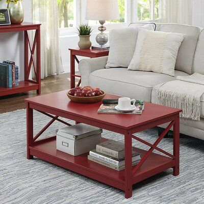Beachcrest Home Stoneford Coffee Table