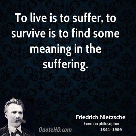 nietzsche quotes | Friedrich Nietzsche Quotes | QuoteHD --This world is really…