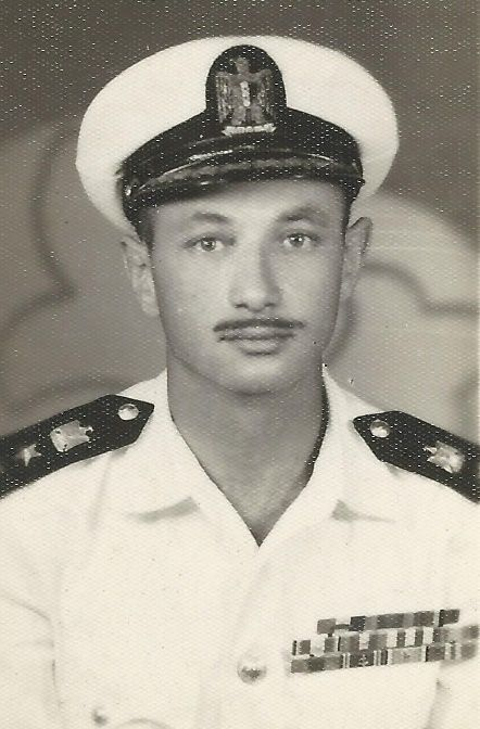 Continued in Naval Recon as Chief Commander and started on